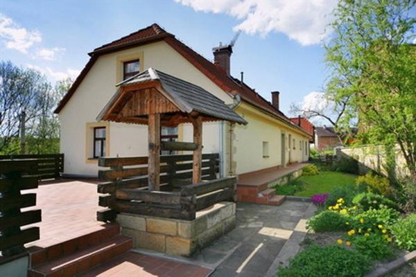 Ubytování v penzionu u Jičína nedaleko Prachovských skal